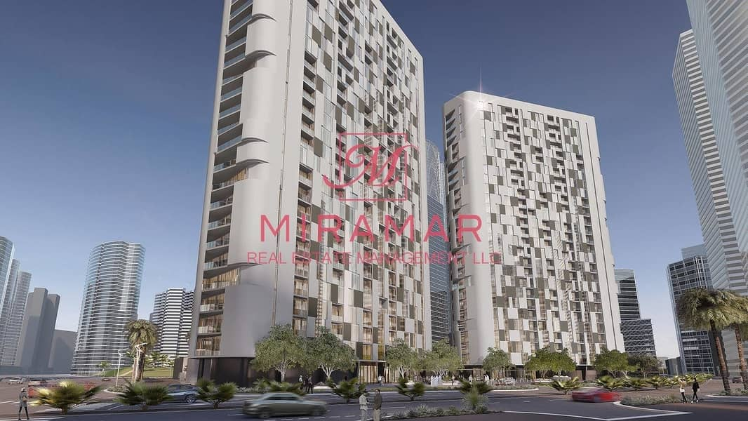 14 LARGE UNIT WITH BALCONY!!! HIGH FLOOR!! SEA VIEW!