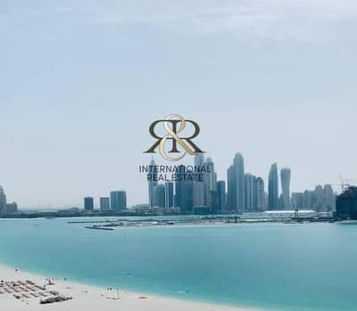 شقة 2 غرفة نوم للبيع في نخلة جميرا، دبي - Top floor   Furnished and upgraded   3 car private Garage