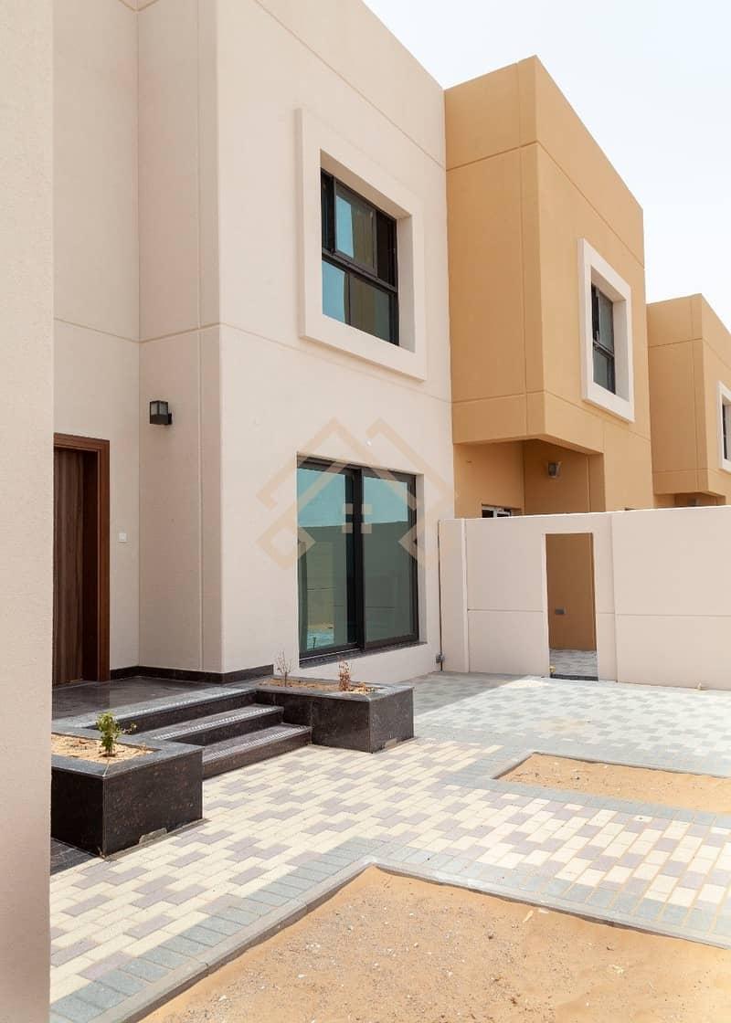 2 Al Rahmaniya ECO Friendly Community l Affordable 5 BR Villa l Ready Within 9 Month