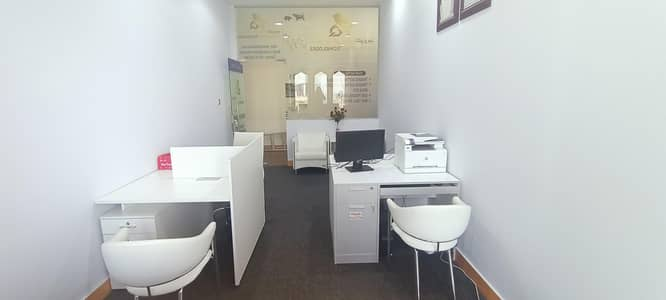 Office for Rent in Deira, Dubai - Furnished | 300 Sft | Dewa  AC Free | 2333 Monthly | Direct from Owner