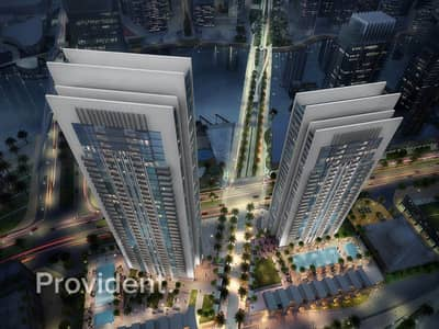 2 Bedroom Apartment for Sale in The Lagoons, Dubai - Prime View Next To The Tallest Tower In The World