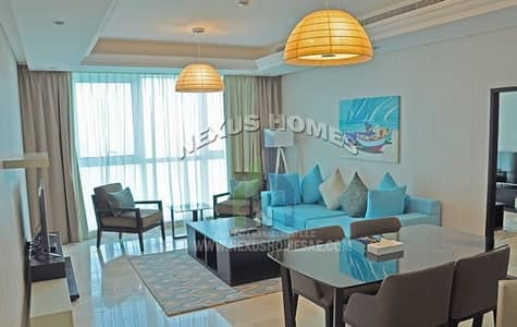 2 Bedroom Apartment for Rent in Corniche Area, Abu Dhabi - Top Class 2BR in Time Meera Residence Corniche Area