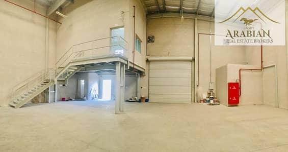 مستودع  للايجار في مجمع دبي للاستثمار، دبي - Mezzanine + Office   Wide Compound    Excellent Power