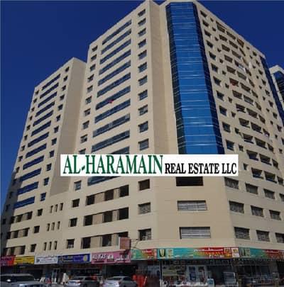 1 Bedroom Flat for Rent in Garden City, Ajman - 1 Bedroom Hall AED 13,000 in Garden City Almond Towers