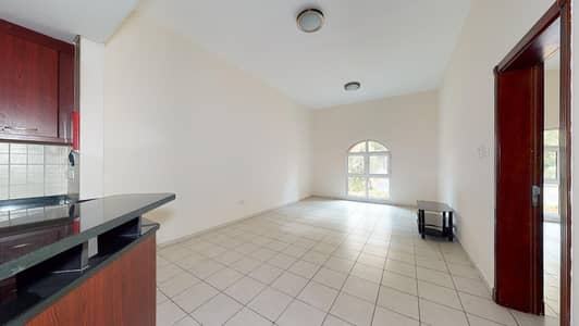1 Bedroom Apartment for Rent in Discovery Gardens, Dubai - 50% off commission | Open kitchen | Rent online