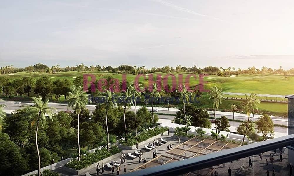 2 Residential Corner Plot | Golf Community | Akoya Oxygen