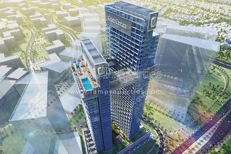 Hotel Apartment for Sale in Arjan, Dubai - Luxurious Studio | Most Strategic Location