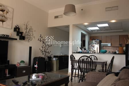 1 Bedroom Flat for Sale in Dubai Sports City, Dubai - Vacant    Golf View    Huge Layout