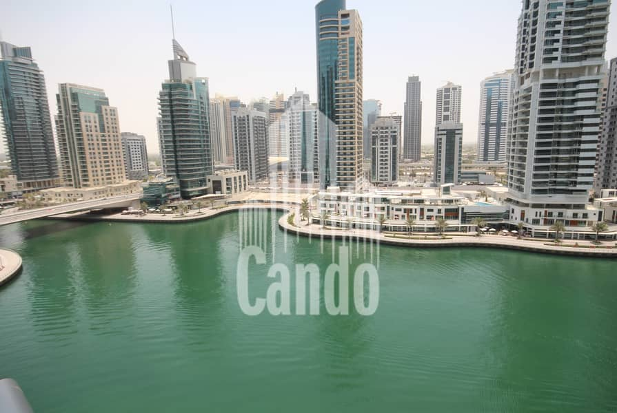 2 Fully Furnished One Bed Full Marina View