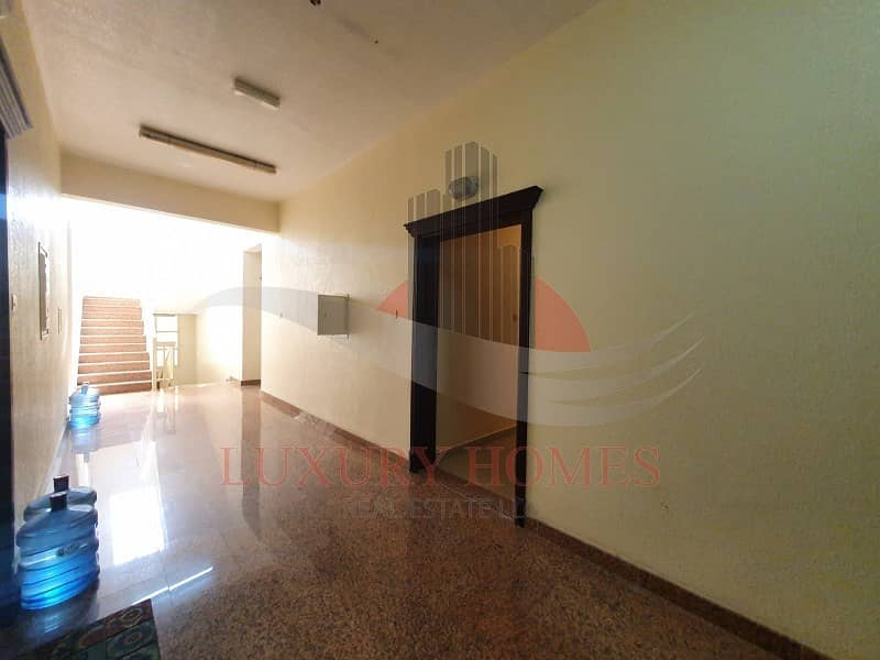 21 Bright and Clean Near to UAE University