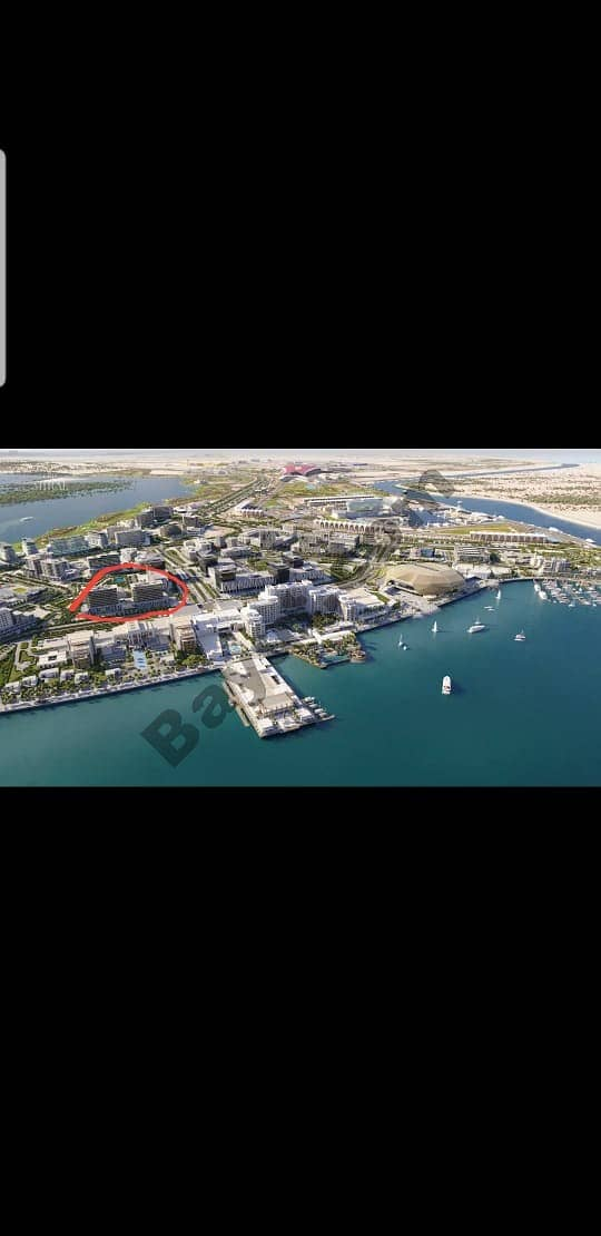 The distinctive destination in Yas Island, and the apartments of your residential unit with sea views and distinctive installments.