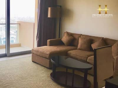 Huge 1 Bedroom| With Marina View | Fully Furnished