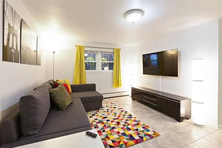 Spacious Furnished Two Bedroom in Hotel Apartment with free bills