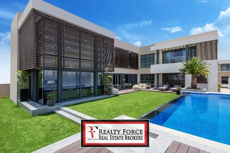 4 Bedroom Villa for Sale in Mohammed Bin Rashid City, Dubai - BRAND NEW | 5BR CONTEMPORARY| W/PRIVATE POOL