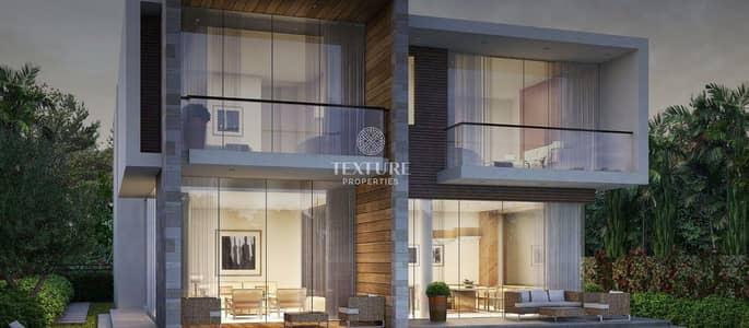 5 Bedroom Villa for Sale in DAMAC Hills (Akoya by DAMAC), Dubai - Luxury Furnished Fendi | 5 Bed Villas | Golf Course View