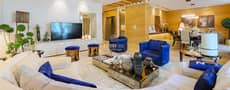 4 Luxury Furnished Fendi | 5 Bed Villas | Golf Course View