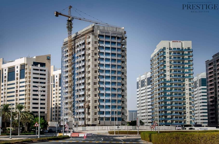 9 1Bed | Champion Tower 3 | Sport City | Mid-Floor