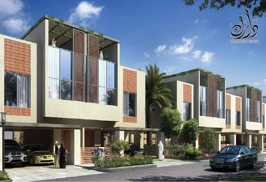 16 Ready to Move Premium 4BR in the heart of MBR City \ Affordable price
