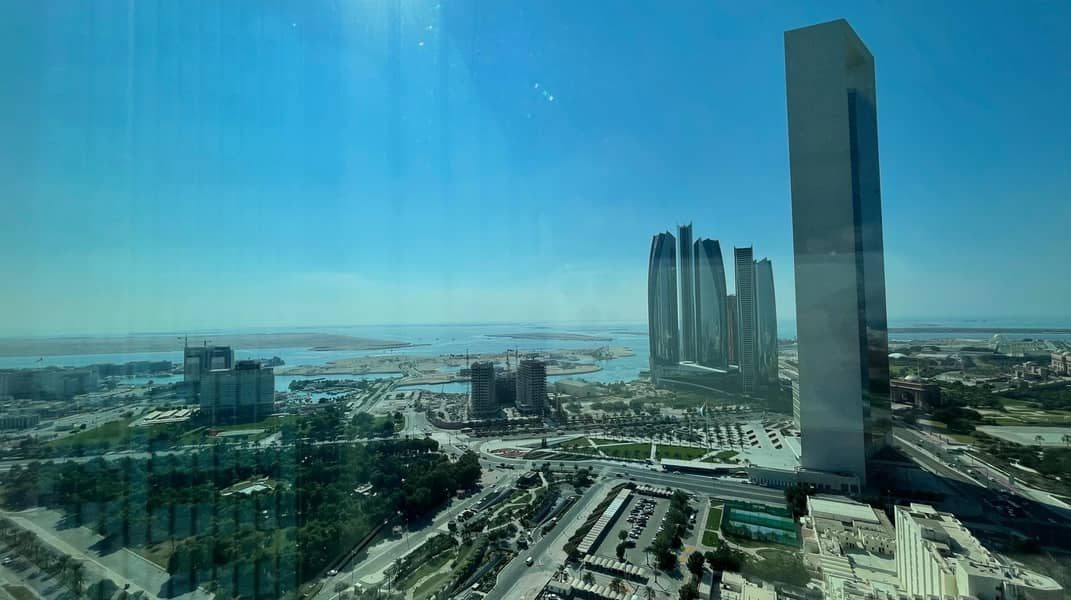 2 Fascinating 2 BR in Corniche with No Leasing Commission