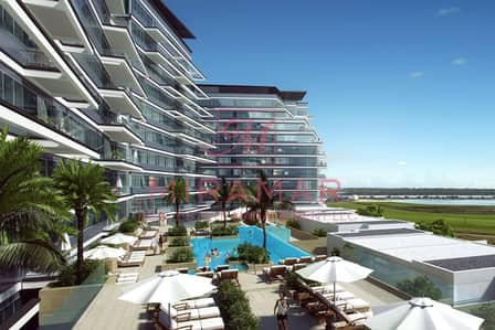 1 Bedroom Flat for Sale in Yas Island, Abu Dhabi - HOT SEA AND POOL VIEW!!! DISTRESSED SALE