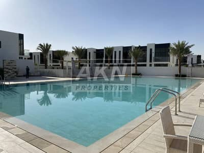 فیلا 3 غرف نوم للايجار في أكويا أكسجين، دبي - Amazing Single Row & Corner Villa