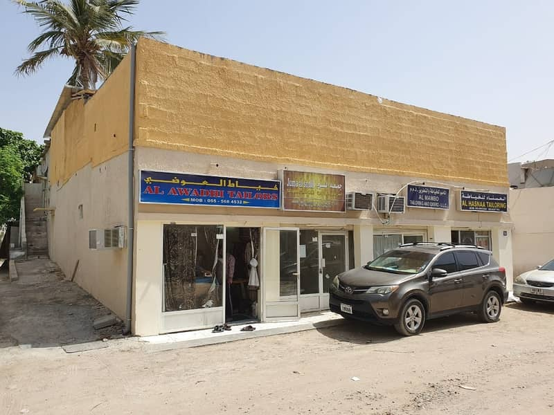 HOT OFFER: 8 BHK ARABIC HOUSE WITH 4 SHOPS FOR SALE IN AL RASHEDIA-3