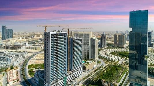 شقة 2 غرفة نوم للبيع في قرية جميرا الدائرية، دبي - 2 BR with 75% Post Handover Payment Plan for 4 yrs