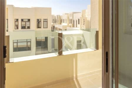 3 Bedroom Townhouse for Rent in Reem, Dubai - Well Maintained 3 BR | Type J | Great Price