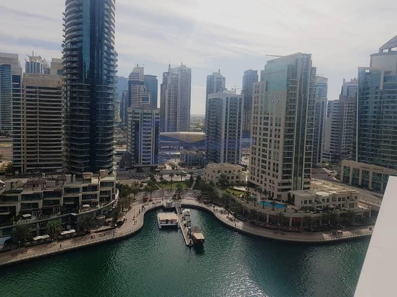 Marina View | Fully Furnished | Elegant 2 Bed Apt