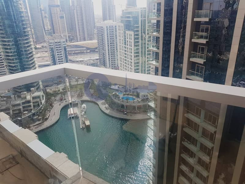 2 Marina View | Fully Furnished | Elegant 2 Bed Apt
