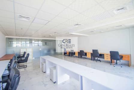 Office for Rent in Dubai Investment Park (DIP), Dubai - 6 month rent free I close to expo /with extra space of parking/bayan  business center