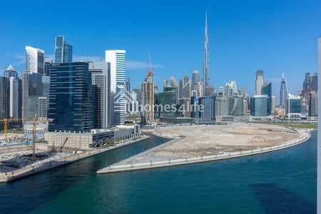 فلیٹ 1 غرفة نوم للبيع في الخليج التجاري، دبي - LARGEST1BR|WITH TERRACE|BRIGHT&SPACIOUS