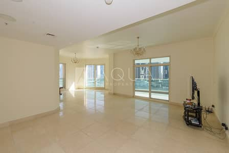3 Bedroom Flat for Rent in Dubai Marina, Dubai - Big Layout | Big Terrace | Closed Kitchen