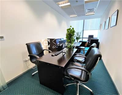 Office for Rent in Downtown Dubai, Dubai - Fully Fitted Offices in Boulevard Plaza 2 with astonishing views