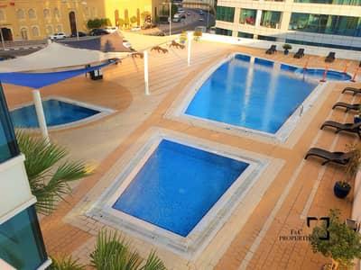 شقة 1 غرفة نوم للبيع في دبي مارينا، دبي - Spacious 1Br | Pool View | Chiller Free