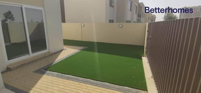 تاون هاوس 3 غرف نوم للايجار في دبي الجنوب، دبي - Upgraded | Single row  | End Unit |Urbana 3|