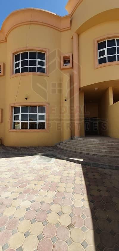 4 Bedroom Villa for Rent in Zakher, Al Ain - Separate Entrance |Duplex 4 Master villa is Zakher | Private Garden