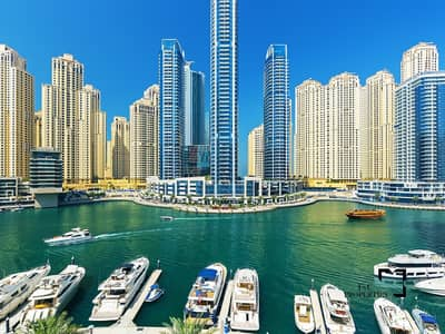 1 Bedroom Apartment for Sale in Dubai Marina, Dubai - Best Price | Next to Metro | Great ROI