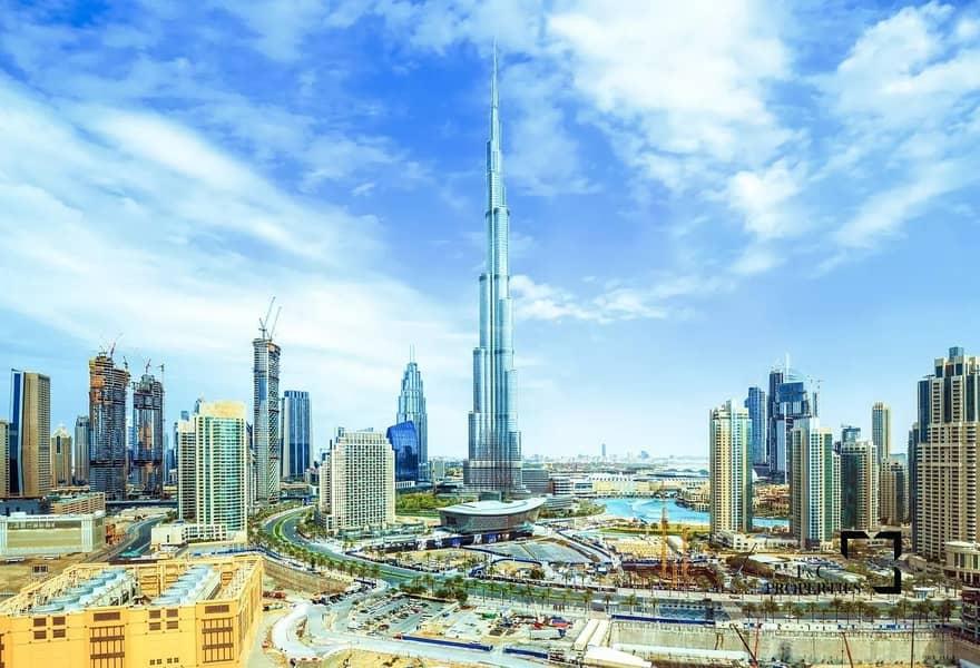 Best Price | 2 Bedroom | Burj Khalifa View