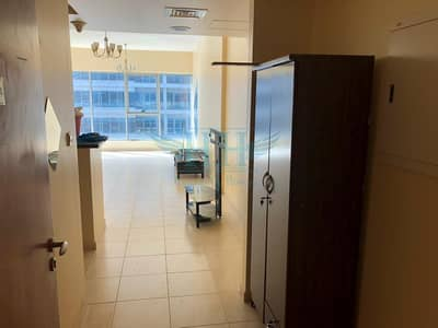 فلیٹ 1 غرفة نوم للايجار في دبي لاند، دبي - Best Price   1 BR For Rent In SkyCourts Tower B with Balcony