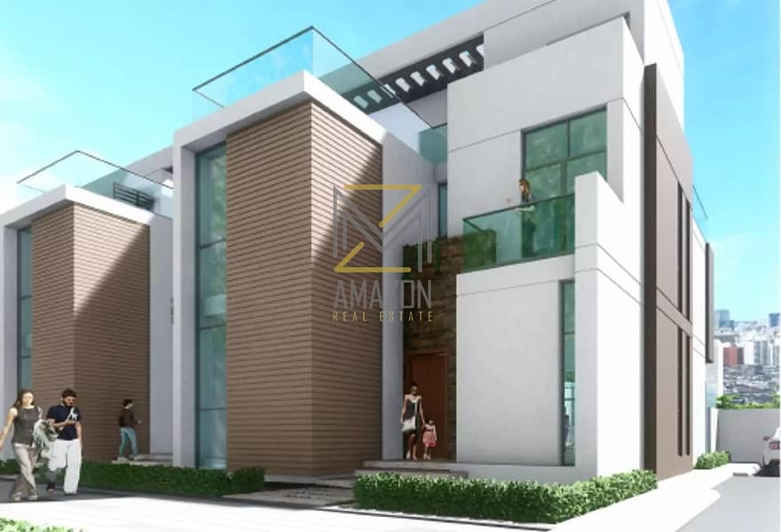 13 Reserve Yours Today/ 4BHK Townhouse + Maids Room at Marbella Village