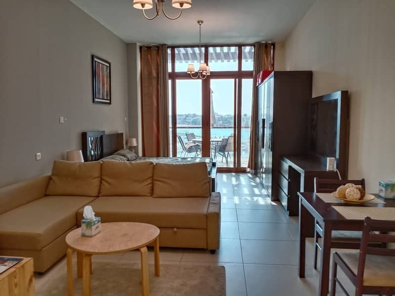 22 1 MONTH FREE Fully Furnished Studio Full Sea View