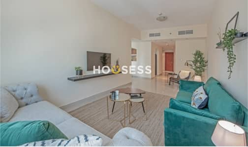 2 Bedroom Flat for Sale in Jumeirah Lake Towers (JLT), Dubai - Elegantly 2 Bedrooms | Fully Furnished