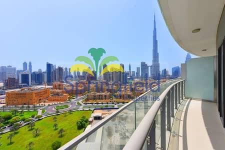 1 Bedroom Flat for Sale in Downtown Dubai, Dubai - Burj Khalifa&Old Town|High Floor|Stunning Apt