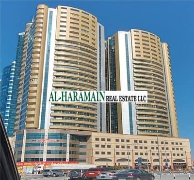 فلیٹ 2 غرفة نوم للايجار في عجمان وسط المدينة، عجمان - شقة في برج هورايزون C أبراج الهورايزون عجمان وسط المدينة 2 غرف 28000 درهم - 4930561