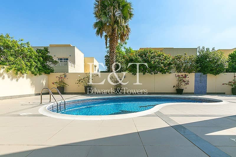 2 Upgraded|Private Pool|Corner Plot|Available Feb|EH