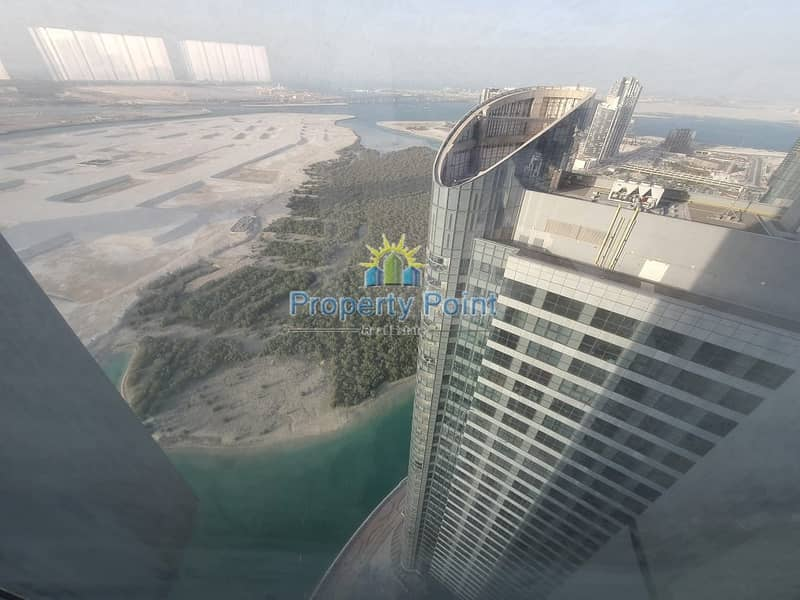 Special Deal | 2 Months Free | 234 SQM Office Space - Shell and Core | 2-car Parking | Sea View