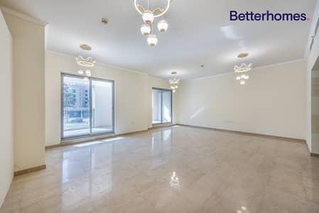 شقة 4 غرف نوم للايجار في وسط مدينة دبي، دبي - Private terrace | Upgraded flooring | Boulevard view