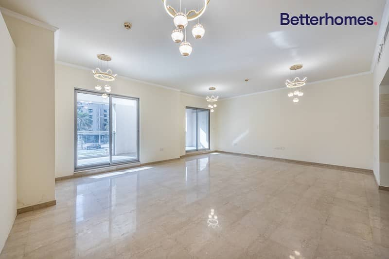 Private terrace | Upgraded flooring | Boulevard view