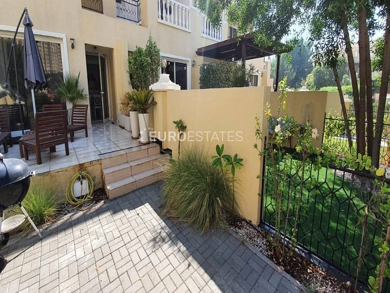 Fresh Listing |Fully Furnished | 2 BR Townhouse